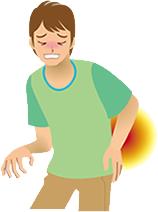 東灘区すみれ鍼灸整骨院 腰痛 坐骨神経痛